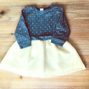 2 in 1 sweatshirt tutu dress toddler